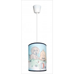 Baby-Pendul Textil 1 bec